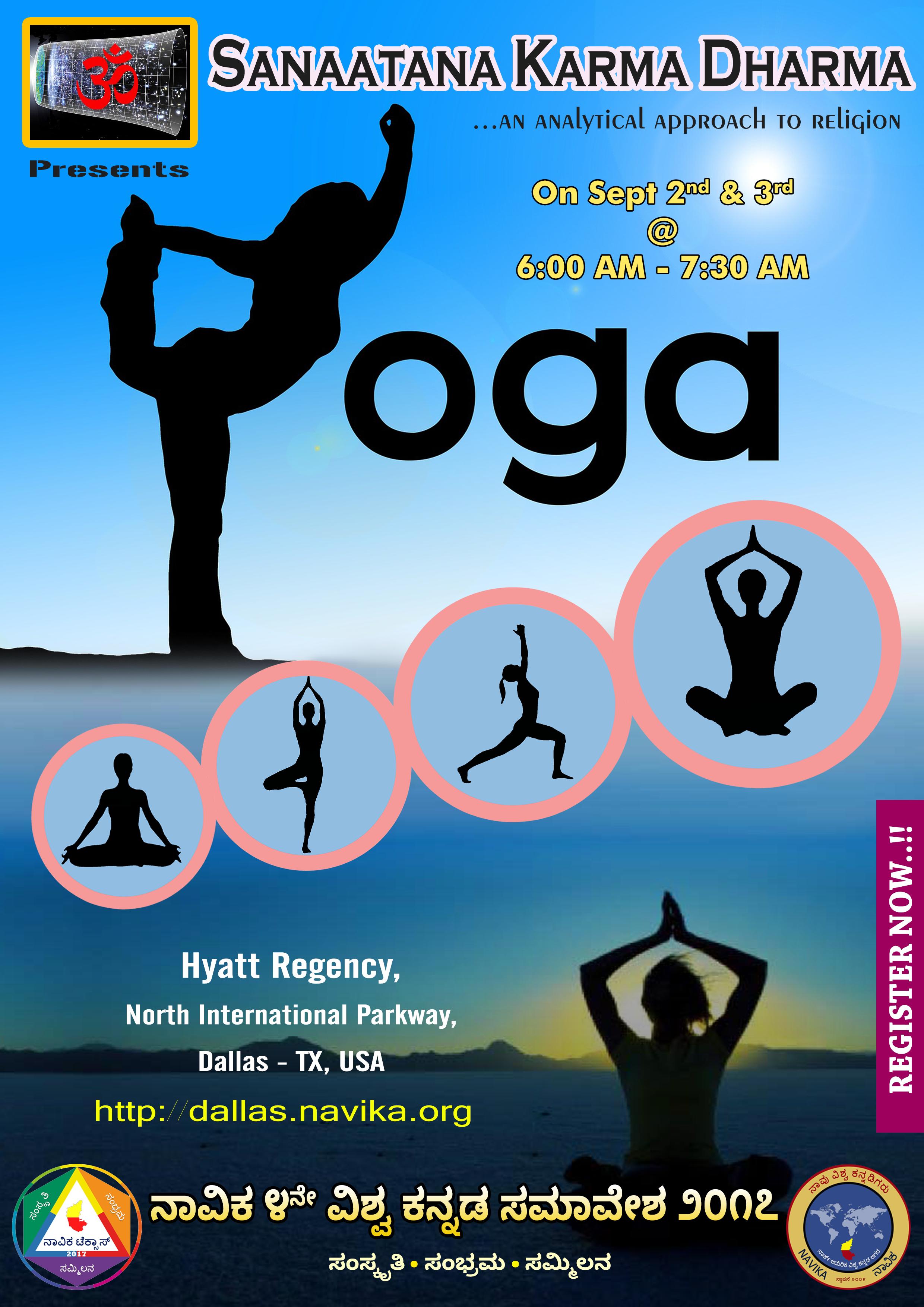 SKD - Yoga @ Navika 2017