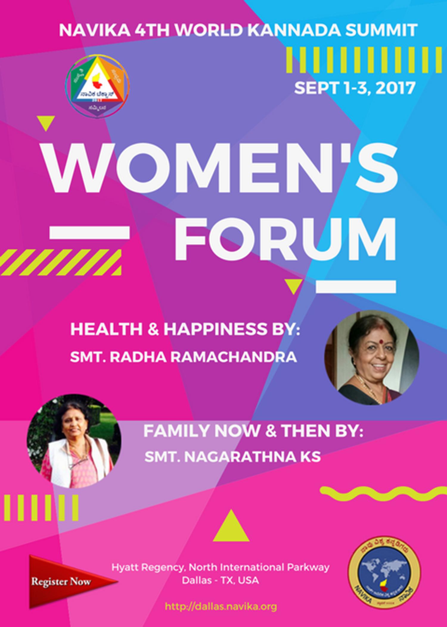 Women's Forum @ Navika 2017