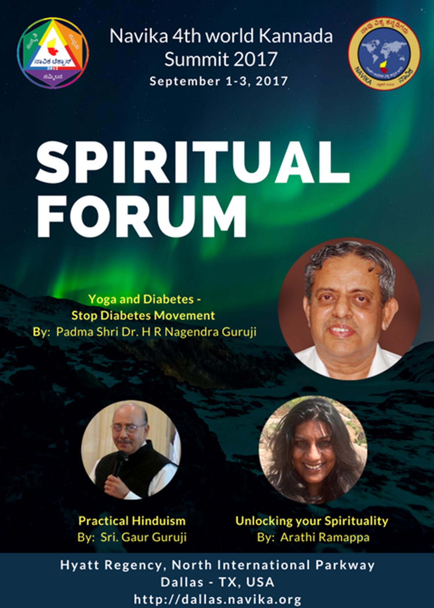 Spiritual Forum